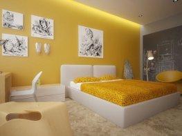Защо цветовете в дома ви са толкова важни и как ви влияят