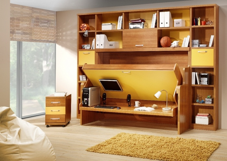 И когато нямаме достатъчно квадрати в дома си, пак има начин да бъде функционален и практичен (снимки)