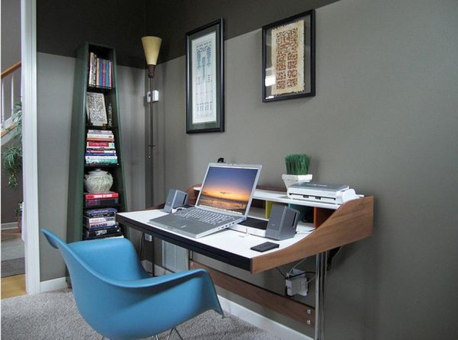 Страхотни идеи как да обзаведете офиса си (много снимки)