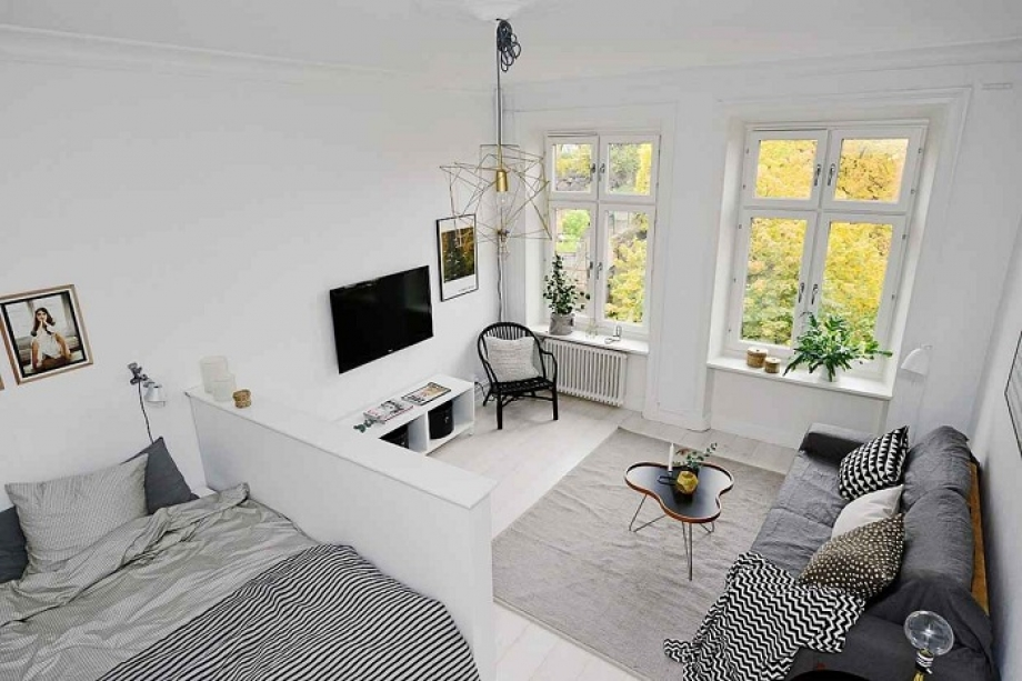 Малък дом- уютен, топъл и практичен, възможно е да! Сега ще ви покажем как да го направите (снимки)