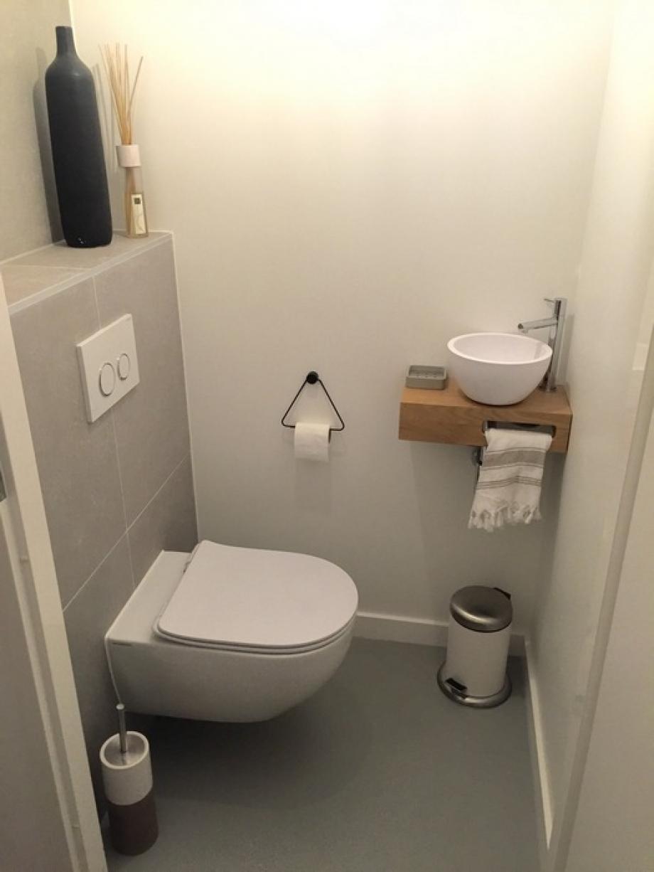 Тоалетната ви е малка, сега ще ви разкрием няколко трика как визуално да я направите по- голяма (снимки)