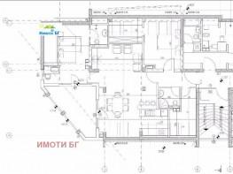 Под Наем Тристаен Апартамент  София Манастирски ливади  По договаряне