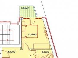 Продава Двустаен Апартамент София Кръстова вада 88188 EUR