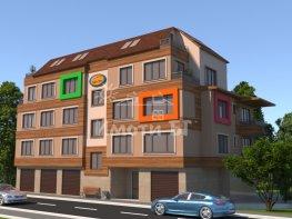 Продава Едностаен Апартамент София Манастирски ливади  49698 EUR
