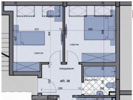 Продава Тристаен Апартамент  София Банишора  114000 EUR