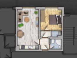 Продава Двустаен Апартамент София Люлин 2  63460 EUR