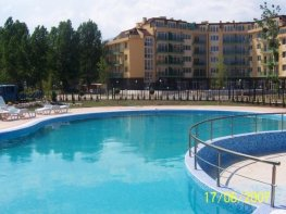 Продава Едностаен Апартамент област Бургас - Слънчев бряг 32300 €